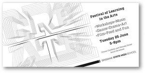 CREATE Arts Festival @ I Block - Undercroft / Roof Terrace / Level 2